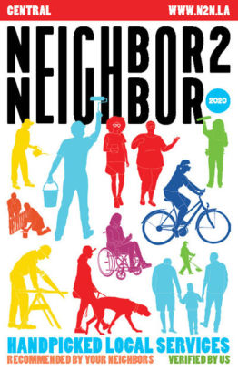 Neighbor2Neighbor 2020 Central Edition print handbook