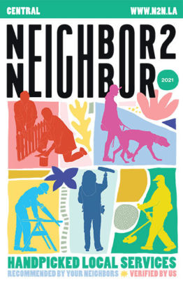 Neighbor2Neighbor 2021 Central Edition print handbook