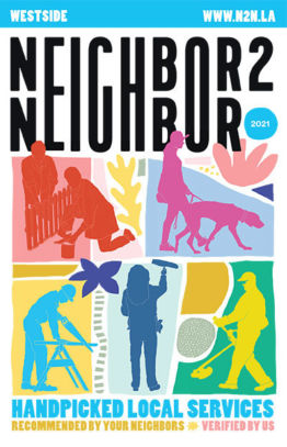 Neighbor2Neighbor 2021 Westside Edition print handbook